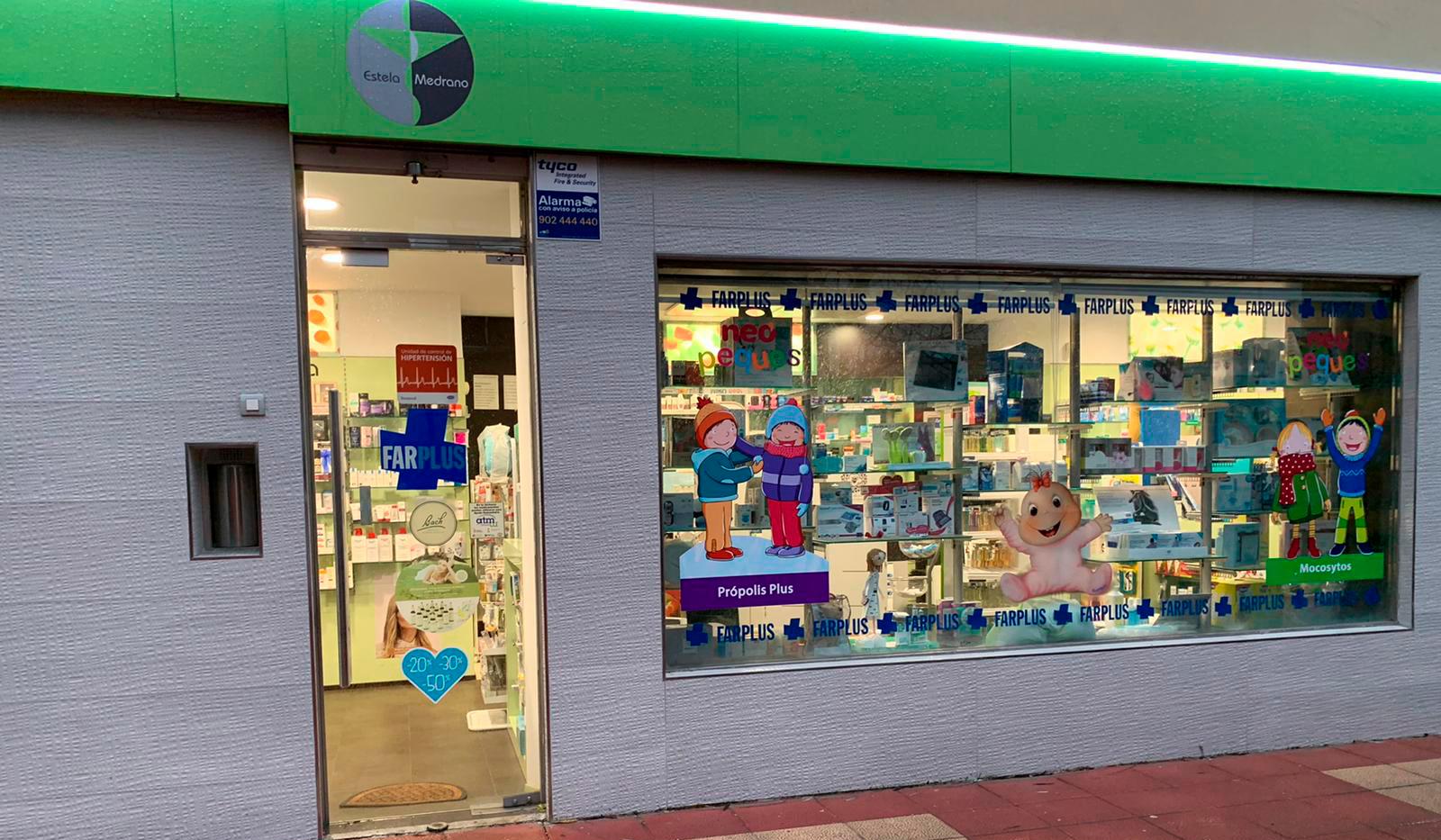 Farmacia en Noáin, Calle Real 61, 31110 Noáin
