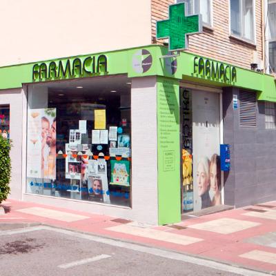 Farmacias del Valle de Elorz
